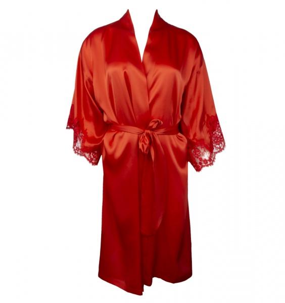 Splendeur Soie Tropique Kimono