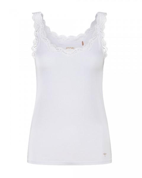 Mere Comfort - Hemdchen Weiß