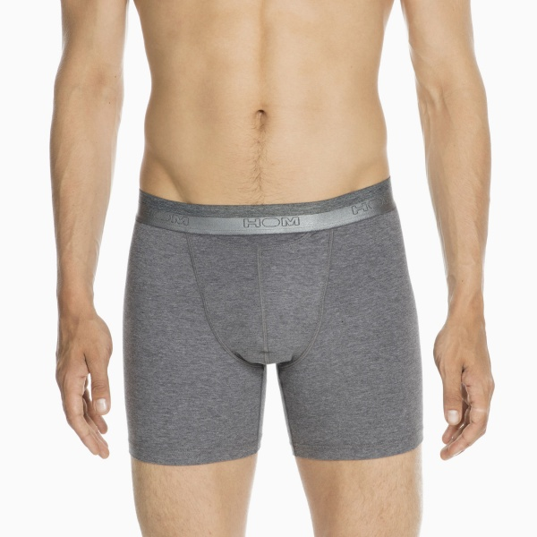 Hom- Long Boxer Briefs HO1-Grau