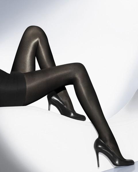 Neon 40 tights Schwarz - Strumpfhose