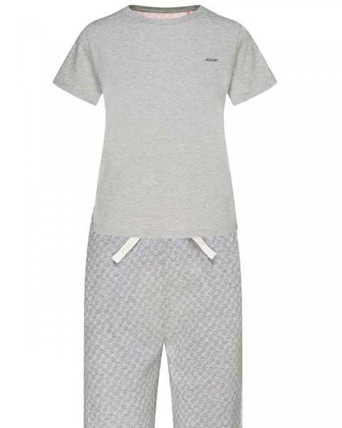 JOOP! Hose lang mit T-Shirt Grau - Detailansicht
