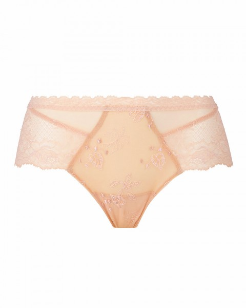 Lise Charmel Shorty Fleur Citadine Nude - Detailansicht