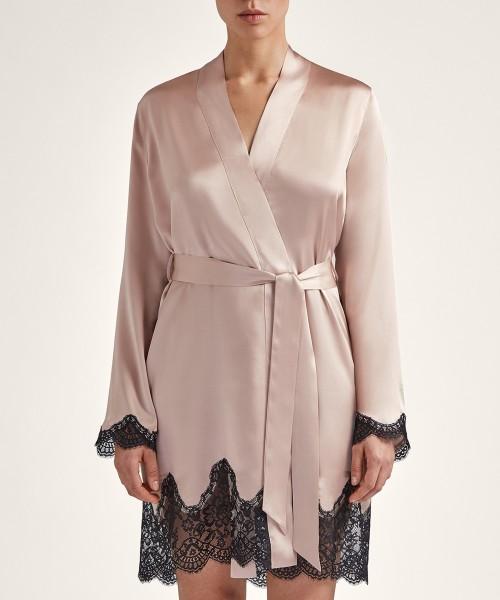 Aubade Kimono Toi mon Amour- Detailansicht Frontansicht 1