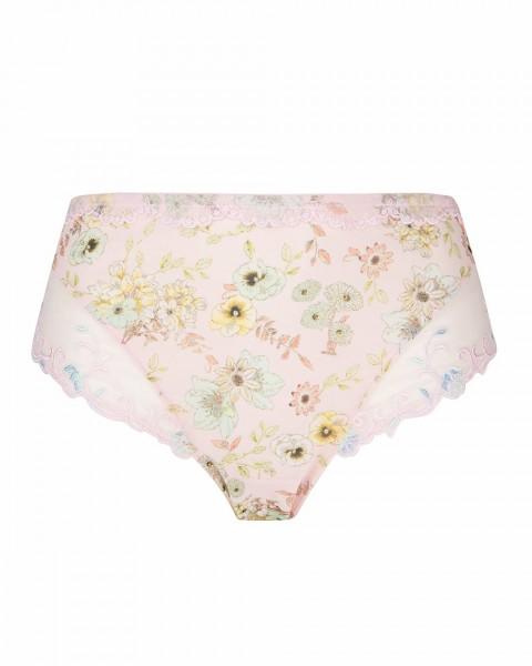 Lise Charmel Taillenslip Dressing Effeuillage Rosa - Detailansicht