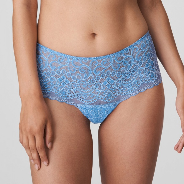 Primadonna Twist- I Do - Santorini Blue - Hotpants