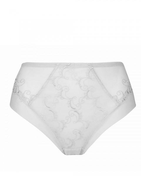 Lise Charmel Taillenslip Dressing rein weiß - Detailansicht