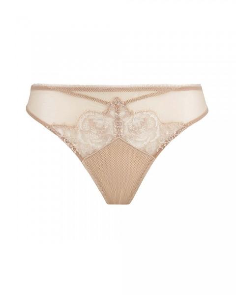 Lise Charmel String Feminite Ecrin Glamour Nude ACG0035 - Detailansicht
