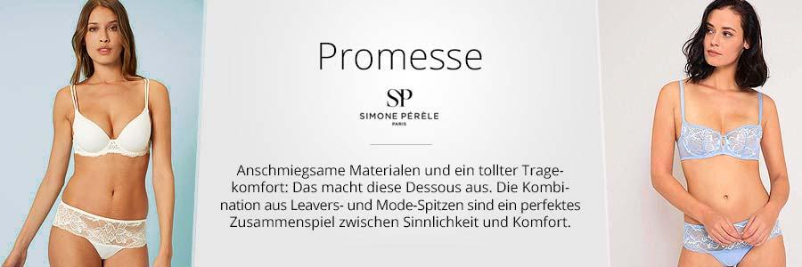 Simone Pérèle Dessous Serie Promesse