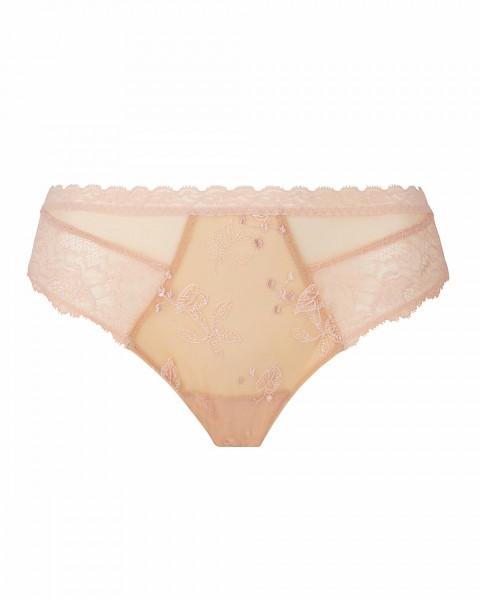 Lise Charmel Slip Fleur Citadine Nude - Detailansicht