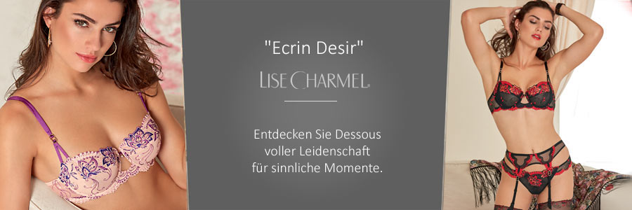 Lise Charmel Ecrin Desir Dessous