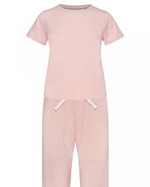Easy Leisure Rosa - Baumwoll Pyjama Set