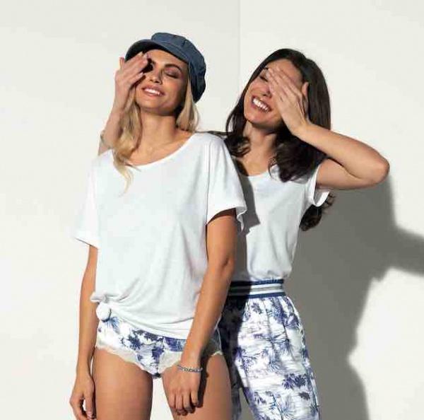 Antigel Emotion Lin- Wohlfühl T-Shirt- Kurzarm