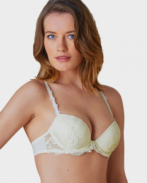 Push up BH Simone Pérèle AMOUR - Farbe Champagner