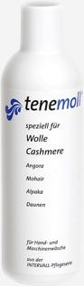Tenemoll speziell für Wolle