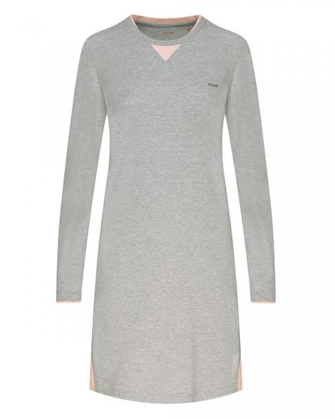 JOOP! Langarm-Shirt Grau - Detailansicht