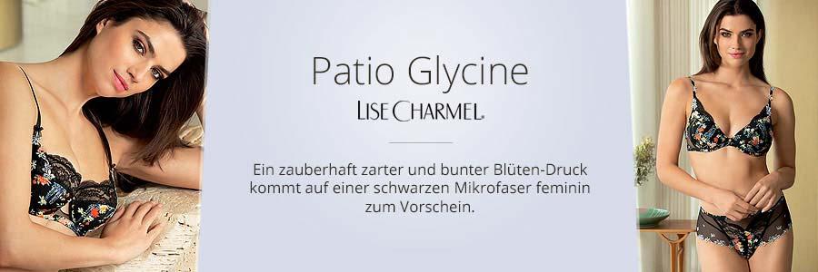 Patio Glycine von Lise Charmel Dessous