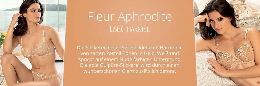 Fleur Aphrodite Lise Charmel Dessous