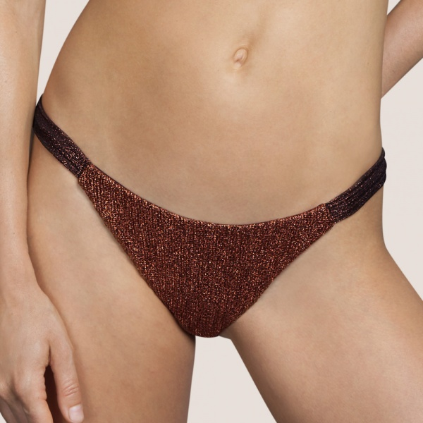 Andres Sarda-Bademoden-Lamarr-Copper-3410459-Bikini Italienischer Slip-1