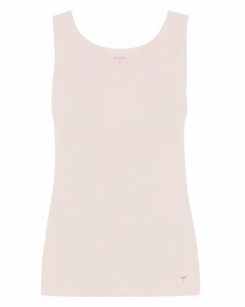 JOOP! Tank Top glattes Modal Mere Comfort Puder Rosé - Detailansicht