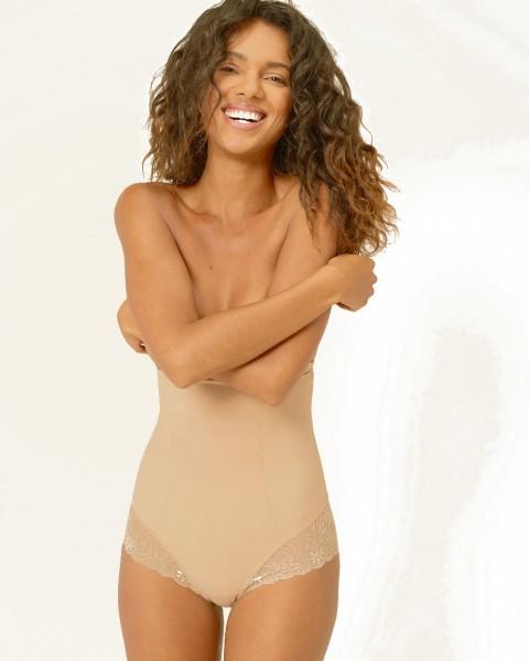 Simone Perele Panty Shapewear Top Model Haut Figur formend - Rücklenansicht