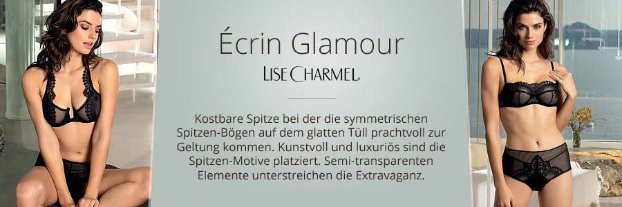 Lise Charmel Ecrin Glamour Dessous
