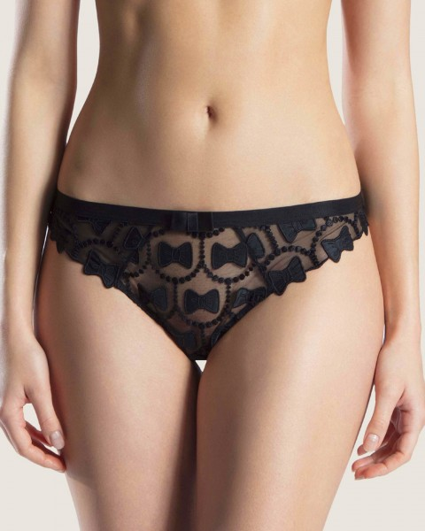 The Bow Collection - String Schwarz