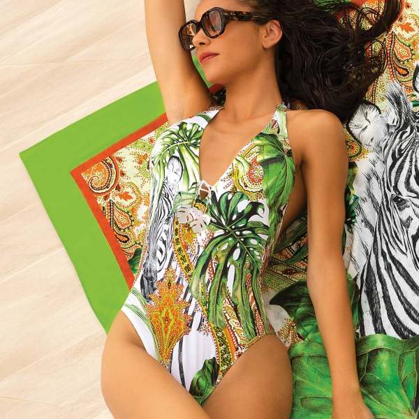 Feerie Tropicale - Swimmer